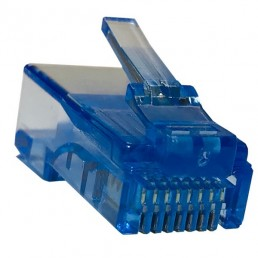 RJ-45 Male Connector Cat5e